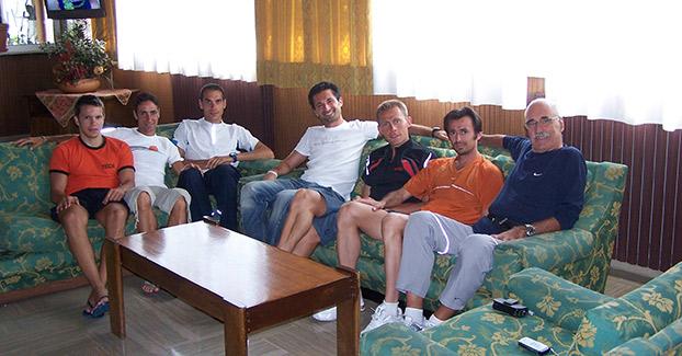 Intervista Baldini, Leone Andriani e Caliandro