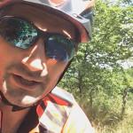 Diego Di Salvo Escursione in Mountain Bike